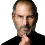 Steve Jobs used simple words we he spoke